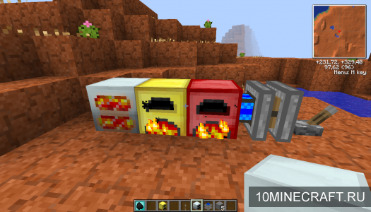 ��� Better Furnaces ��� Minecraft 1.5.2