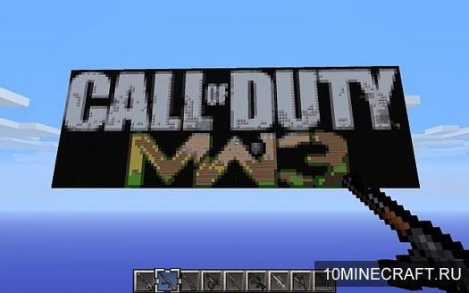 Текстуры Call of Duty - McWar для Minecraft 1.5.2 [32x]