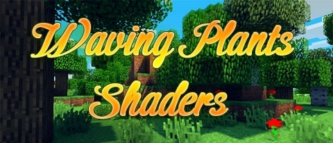 Шейдеры Waving Plants Shaders для Minecraft 1.8.1