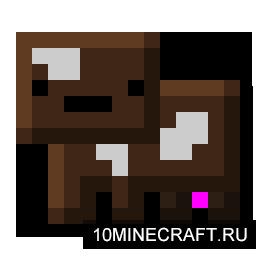 Мод Inventory Pets для Minecraft 1.7.10