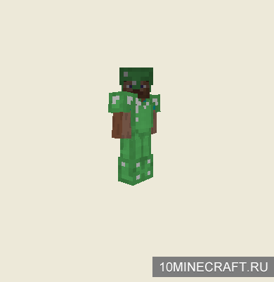 Мод Emerald and Obsidian Tools для Minecraft 1.7.10