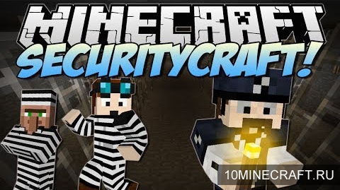 ��� SecurityCraft ��� Minecraft 1.5.2
