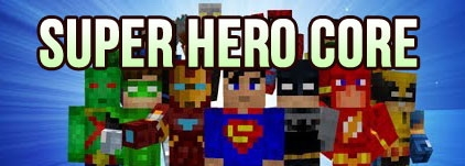 ��� Super Hero Core ��� Minecraft 1.7.2