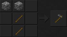 Как сделать мотыгу (каменную) в Майнкрафте
