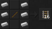 Как сделать рельсы в Майнкрафте