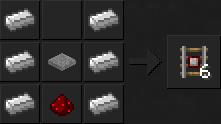 Как сделать нажимные рельсы в Майнкрафте