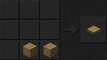 Как сделать нажимную пластину (деревянную) в Майнкрафте