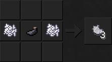 Как сделать светло-серый краситель в Майнкрафте