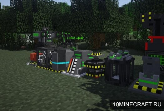 ��� Atomic Science ��� Minecraft 1.6.4