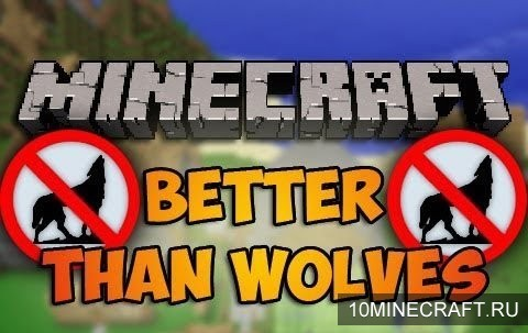 ��� Better Than Wolves ��� Minecraft 1.5.2