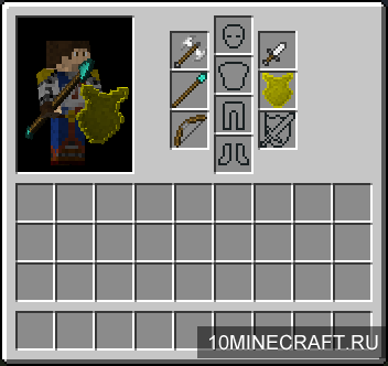 Мод Mine and Blade Battlegear 2 для Minecraft 1.8
