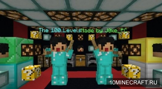The 100 levels