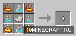 Craftable Nether Star